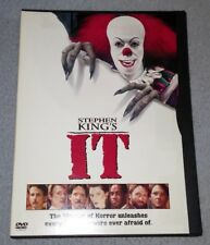 Stephen King's IT (DVD *HALLOWEEN *HORROR