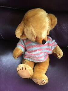"""MERRYTHOUGHT 'CHEEKY'  TEDDY BEAR 15"""""""