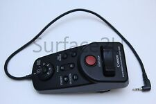 Canon ZR-1000 Zoom Remote Controller for Camcorders Control-L Lanc Excellent Con