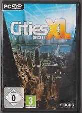 Cities XL 2011 urbanistica GIOCO PC