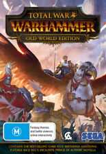 Total War Warhammer Old World Edition PC Game NEW
