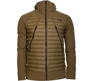 BNWT The North Face Mens Steep Series Unlimited Down Jacket SM Small Olive $249