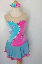 Kim Competition Ice Skating Roller Skating Dress Adult X-Small