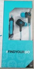 JLAB JBUDS ELITE BLUETOOTH CUSTOM FIT HEADPHONE W/ UNIVERSAL MIC & TRACK CONTROL