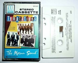 Temptations - All The Million Sellers / MC Kassette / USA / Papa Was A Rolling..
