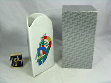 Original Boxed marcello morandini Design Rosenthal Studio-línea jarrón de porcelana