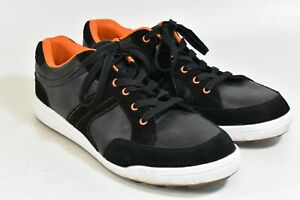 Tommy Armour Pivot Golf Shoes Black and Orange F206246Size 11