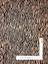 Safari Animal Print Tiger Stripes Cotton Fabric Goin' Wild RJR - By The Yard