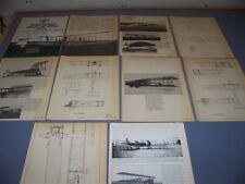 VINTAGE..SIEMENS-SCHUCKERT AIRCRAFT & MISSILES..HISTORY/4-VIEWS..RARE! (448E)