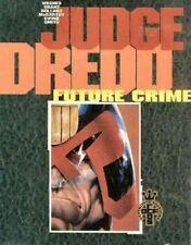 Judge Dredd: Future Crime V1 TPB NM 1990 Fleetway Quality Comic Book