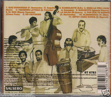 salsa rare CD CONJUNTO LIBRE que humanidad ESTOY COMO NUNCA no critiques EL SON