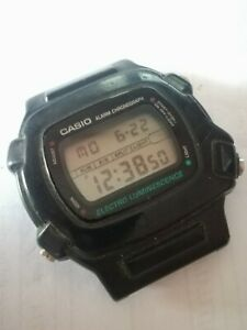 Casio W 740 (1219) LCD quartz vintage watch