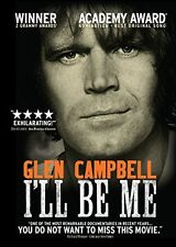 Country Music Singer Glen Campbell Ill Be Me American Documentary Film Movie DVD