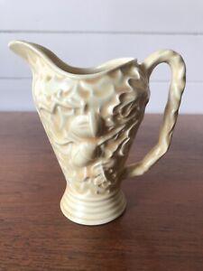 Vintage Wade Porcelain Acorns Milk Jug Made In England