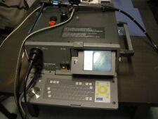 OLYMPUS IW-2 INDUSTRIAL VIDEO ANALYZER KIT W/ OSF-2 BORESCOPE, ATTACHMENTS, CASE