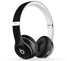 Beats by Dr. Dre Solo2 Wired On-Ear Headphones (Luxe Edition, Black)