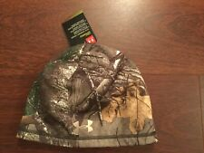 NWT $30 Under Armour Realtree Xtra Camo Beanie Cap Hat Women Hunt UA Deer Duck O