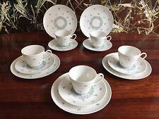 Rosenthal storia romantica colorato-elegante 15 pezzi Servizio Caffe per 5 persone