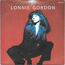 "Lonnie Gordon - Happenin' All Over Again - 7 "" Single"
