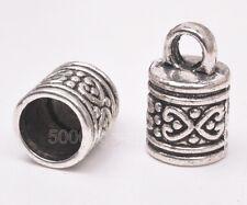 12pcs Tibetan Silver End Connection Bead Caps Fit Necklace Bracelet 16mm A3147