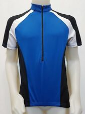 MAGLIA SHIRT CICLISMO CRANE SPORTS TECHTEX TG.L CYCLING BICI CYCLES JERSEY ES125