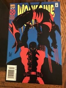 WOLVERINE #88 Marvel Comics 1st Battle Of Wolverine vs Deadpool