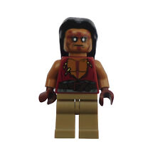 Lego Yeoman Zombie Minifigur Fluch der Karibik Pirates of the caribbean poc027