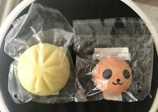 Licensed- Mother Garden Bun And Panda Squishy Set- Lot- Bundle -EUC