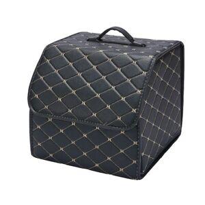 Multipurpose Collapsible Car/Trunk Storage Organizer,Portable Car Storage Box