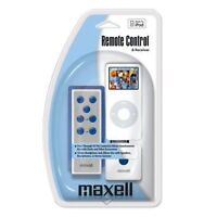 iPod Remote Control and Receiver Maxell P-1A
