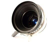 "Soviet lens LENKINAP (OKS) RO61 - 5. (2,5/28) Red ""P"" . LOMO KMZ. Mount KONVAS."