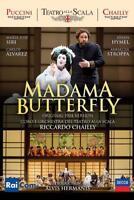 MADAMA BUTTERFLY - OPER-PUCCINI,GIACCOMO   2 DVD NEW+