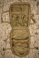 U.S. Marine Corps USMC Coyote Brown Propper FILBE CAS Medical Sustainment Bag