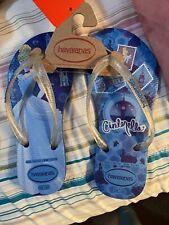 Havainas Kids Flip Flops Girls Size 13/1