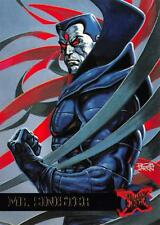 MR. SINISTER / X-Men Fleer Ultra 1995 BASE Trading Card #32