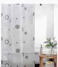 Tende da doccia floreale