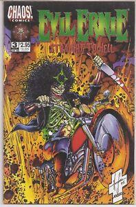 °EVIL ERNIE:STRAIGHT TO HELL 3 von 5°  U.S. Chaos Comics 1995