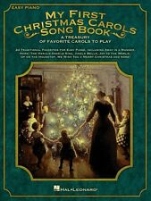 My First Christmas Carols Song Book Sheet Music A Treasury of Favorite 000128578