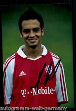 Serkan ATAK il Bayern Monaco dilettanti 2003-04 (1) ORIG. firmato