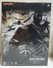 METAL GEAR SOLID PEACE WALKER HD EDITION PREMIUM LIMITED PACKAGE PS3 JAP NEW