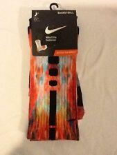 Custom Nike Elite Nebula Galaxy Socks