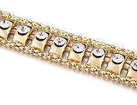 Gold Diamante/Diamond Ladies Waist Chain/Charm Belt - 511