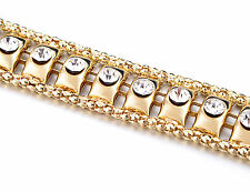 Gold Diamante/Diamond Ladies Waist Chain/Charm Belt - 511