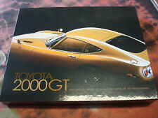 Toyota 2000GT Complete History Of Japan's First Supercar NEW Hardcover Book