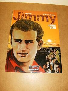 Album bande dessinée BD - Jimmy, JAMES DEAN - CASTERMAN REBELLES - 2007