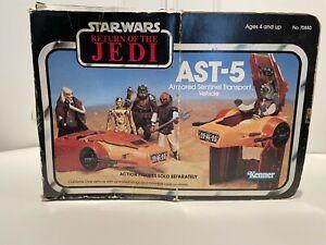 Vintage Star Wars AST-5 Unused Complete Mint In Box