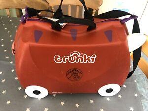 Gruffalo Trunki ride on suitcase