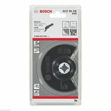 Bosch BIM segment saw blade ACZ 85 EB. Wood and Metal 85 mm 2608661636