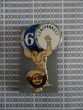Hard Rock Cafe Athens - Greek Mythology ATLAS - 6th Anniversary Pin