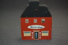 1983 Cats Meow Barbershop Shelf Sitter